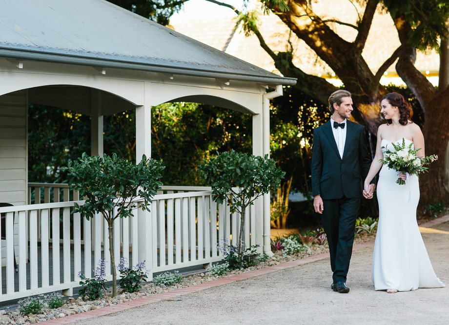 Wedding at Bangalow Guesthouse