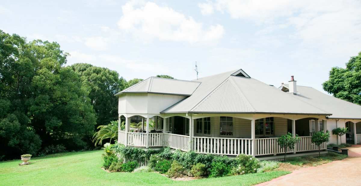 Bangalow Guesthouse Main House